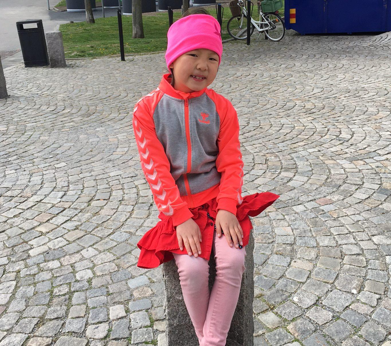 Keira in sweden