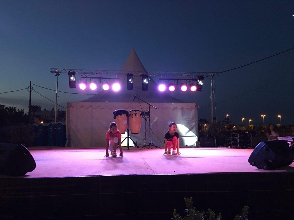 Talent show picture 1