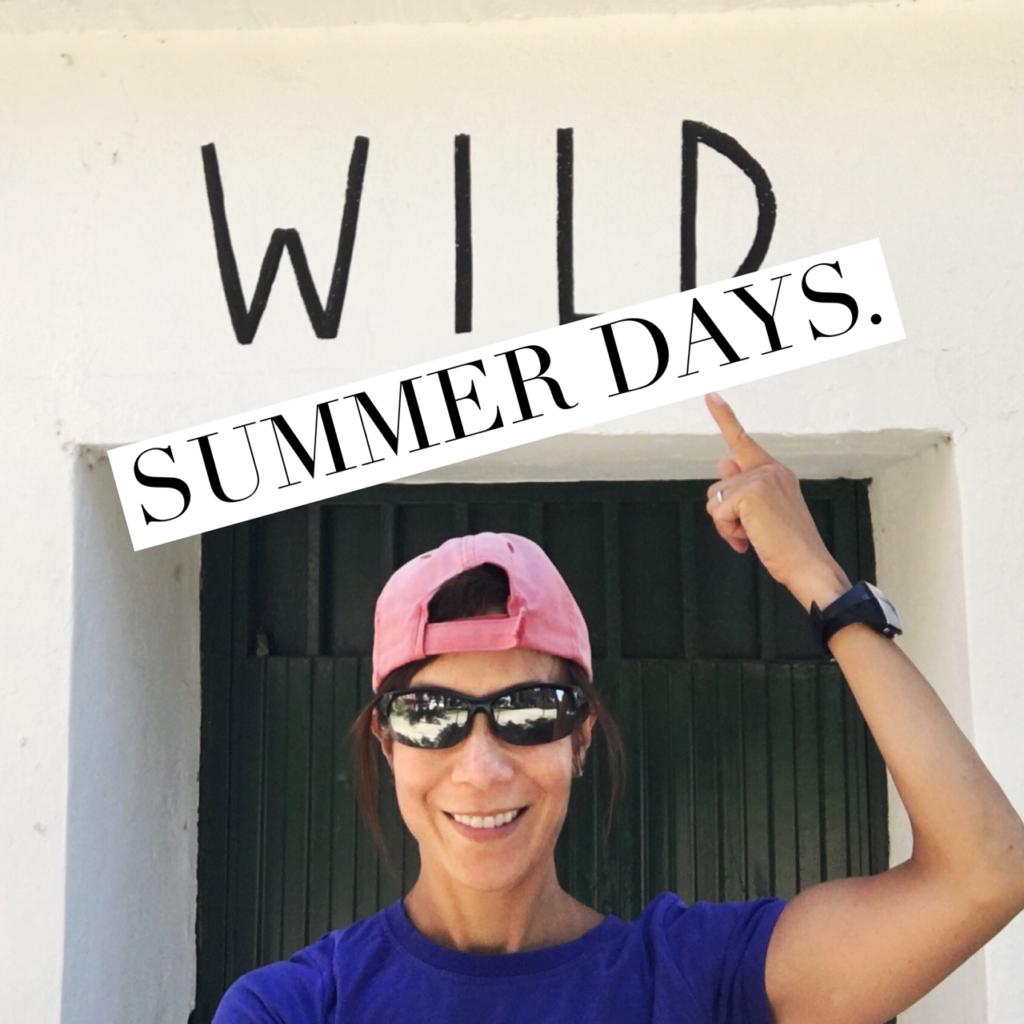 Wild summer days